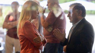 Magario cruzó un documento de Vidal sobre la obra pública en distritos peronistas