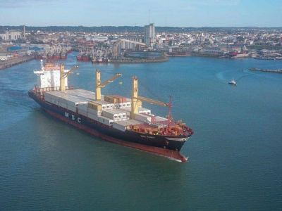 Piden intervención para que la naviera MSC no deje de operar en Mar del Plata