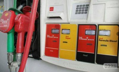 El jueves sube nuevamente la nafta: será entre un 2% y un 2,5%