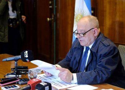 """Arroyo sin piedad con la gobernadora le recordó: la Municipalidad está en Yrigoyen 1627 y no el Hotel Provincial"""""""