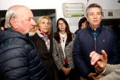Baragiola celebró el «avance sostenido de las economías regionales»