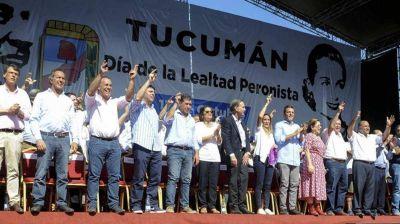 La CGT viaja a Tucumán para mostrarse con Fernández