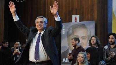 Alberto Fernández cerrará su campaña en Rosario y firmará un acuerdo con los gobernadores que lo apoyen