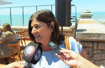 Gabriela Magnoler dejó de ser la presidente del Emtur
