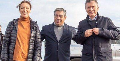 """Las Flores: Canosa repasó los logros de su gestión y pidió """"elegir el futuro que encarna Juntos por el Cambio"""""""