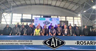 La CATT lanzó hoy su delegación Rosario