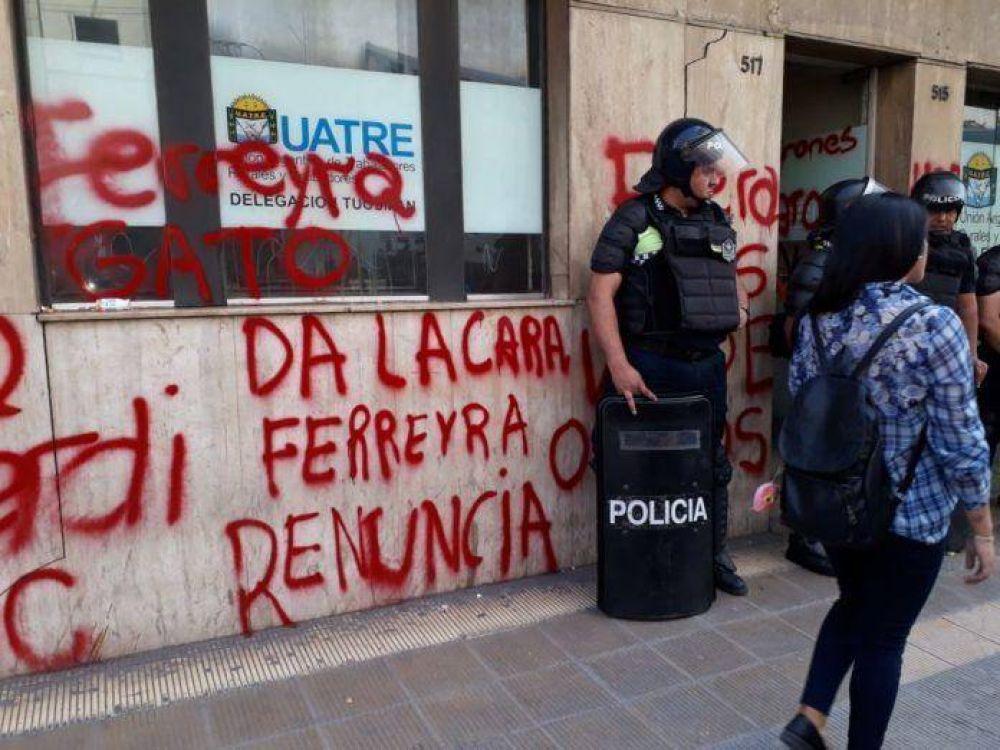 Acusan al oficialismo de UATRE Tucumán de armar «Juntas Electorales Fantasmas»