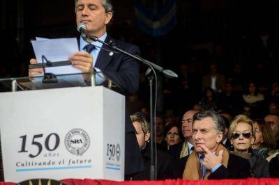 Antes de ir a la Rural, Macri le devuelve el rango de ministerio a Agroindustria