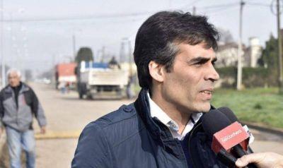 Necochea: el intendente López cargó contra el Gobierno por el cierre de dependencias estatales