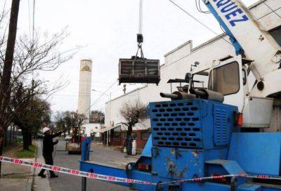 Renault tramitará ante el Municipio un permiso antes de comenzar la demolición de los galpones