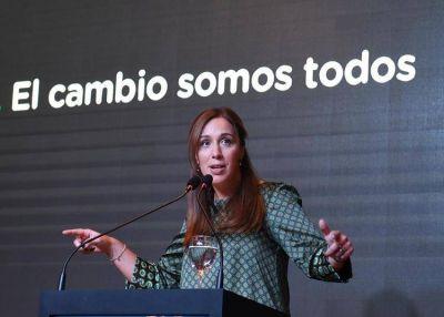 María Eugenia Vidal juega todo su capital y moviliza al gabinete en la pelea final de la provincia de Buenos Aires