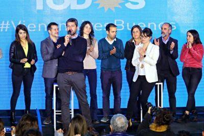 Se frustró el primer encuentro público de Alberto Fernández con Lammens