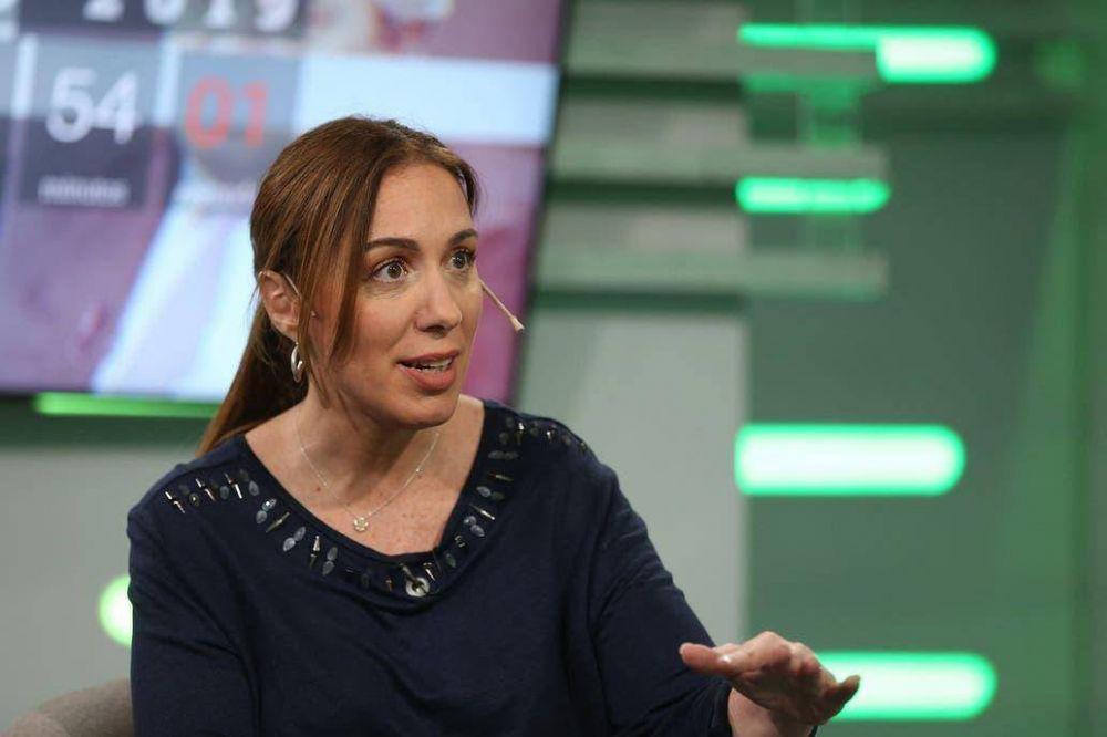 María Eugenia Vidal se reúne con sindicalistas, pensando en un segundo mandato