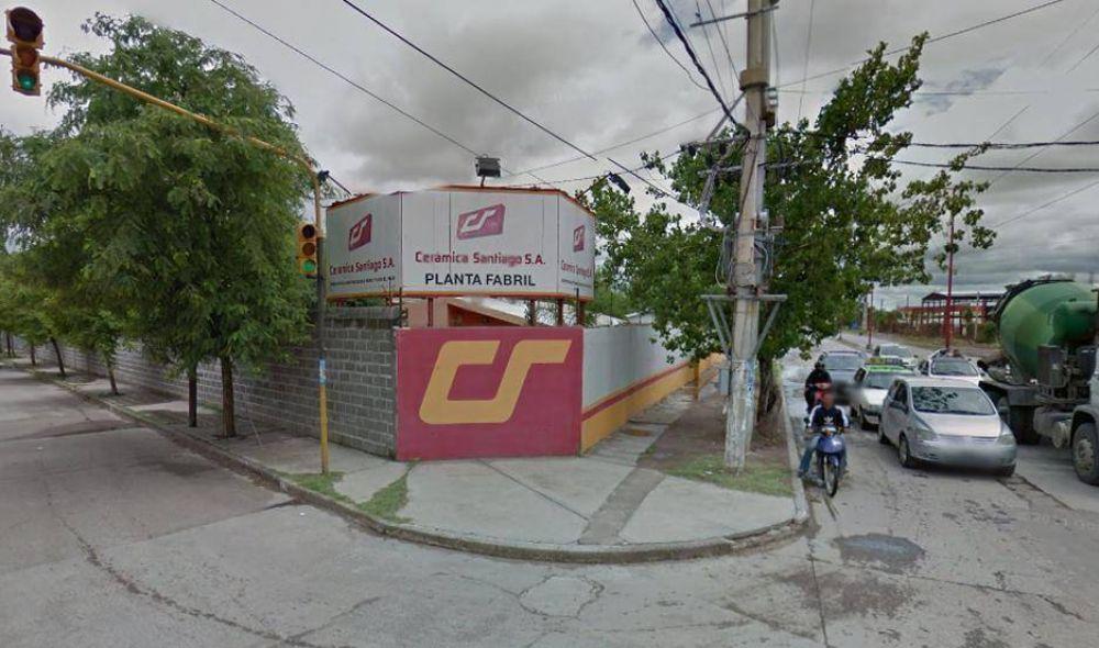 Una docena de despidos en Cerámica Santiago