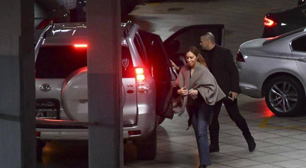 En modo campaña, Vidal visitó los gremios de energía