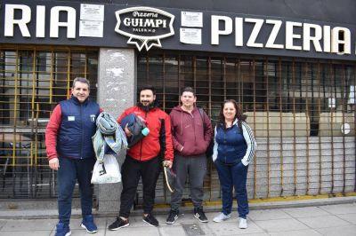 Pasteleros logró el pago de indemnizaciones y salarios adeudados en Pizzería Güimpi