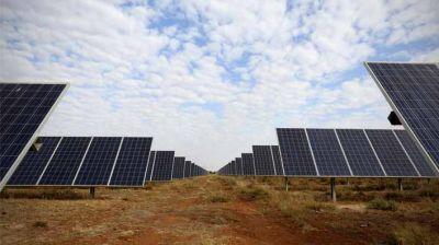 Generación de energía renovable: construirán una planta fotovoltaica en Sáenz Peña