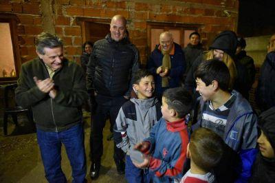 Pulti prometió reactivar el sistema de Salud Municipal