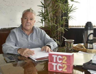 """Emilio Bustamante: """"El puerto de Mar del Plata hoy por hoy está condenado"""""""