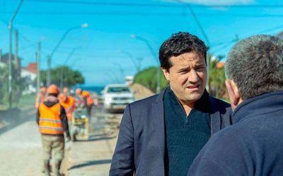 """Abad: """"Hoy la obra pública se empieza y se termina, con transparencia y sin negociados"""""""