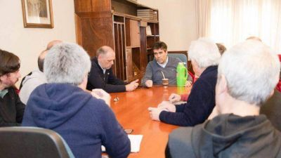 López reclama que PAMI reabra el centro de atención personalizada en Quequén