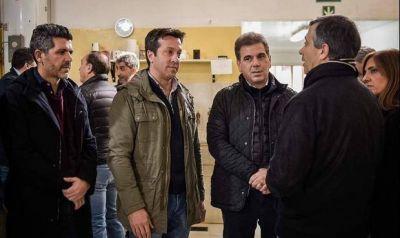 El ministro Ritondo hizo pie en Necochea para acompañar las precandidaturas de Rojas y Domínguez Yelpo