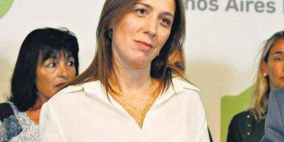 Gravísimo: un informe asegura que Vidal sub-ejecutó $3 mil millones del IOMA que no se sabe dónde están