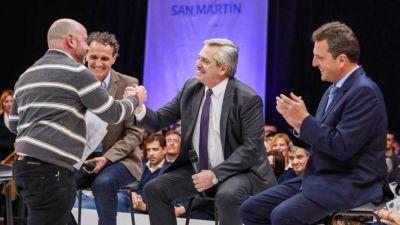 Alberto se apoya en Massa para llegar a las PyMEs y mencionan a De Mendiguren para Industria