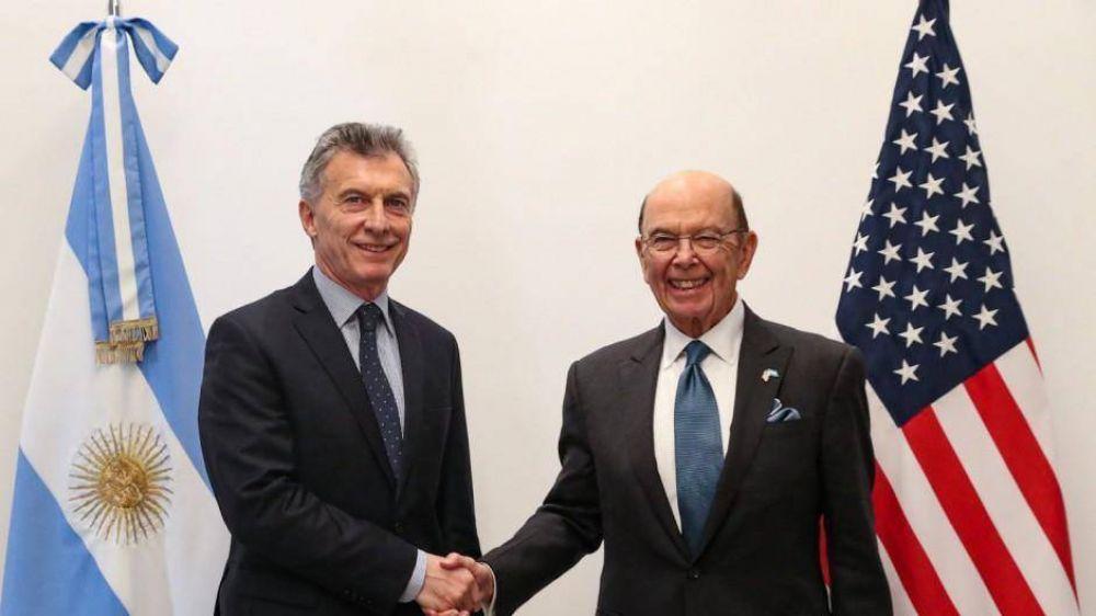 Biodiésel, cítricos y la reforma laboral marcaron la agenda del enviado de Trump en la Argentina