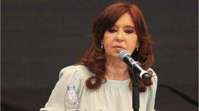 Cristina Kirchner declaró bienes por casi $ 3 millones