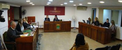 El Concejo se despidió con una fuerte discusión sobre Cotreco
