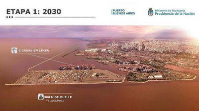 Polémica en la licitación del Puerto de Buenos Aires