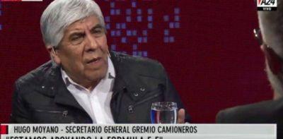 Una auditoría revela que Hugo Moyano giró $200 millones de OCA a Camioneros e Independiente