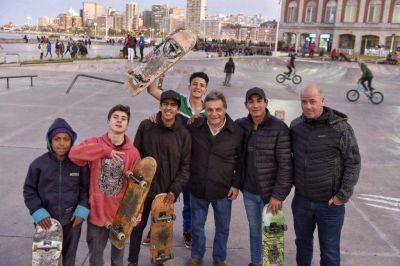 """Pulti: """"Nuestros jóvenes necesitan un gobierno municipal que los apoye"""""""