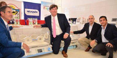 Chevron financia la salud maternoinfantil en Añelo