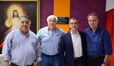 La pata sindical de Juntos por el Cambio ya salió a defender a Herme Juarez