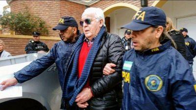 El sindicalista macrista Juarez se descompensó y pasó de la cárcel al hospital