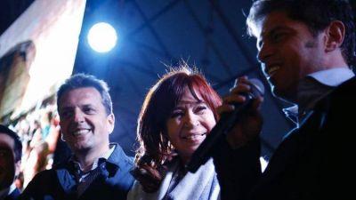 Alberto Fernández y Massa tratan de bloquear la influencia de Cristina Kirchner y Kicillof en la agenda económica de la campaña