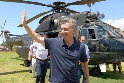Macri: del desánimo a la convicción de un triunfo en el ballottage