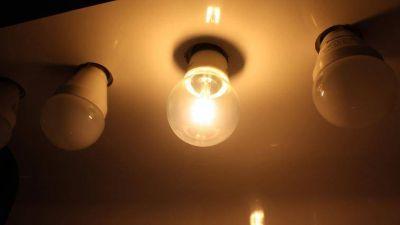 Aseguran que el aumento en la tarifa de luz no superará el 20% en San Luis