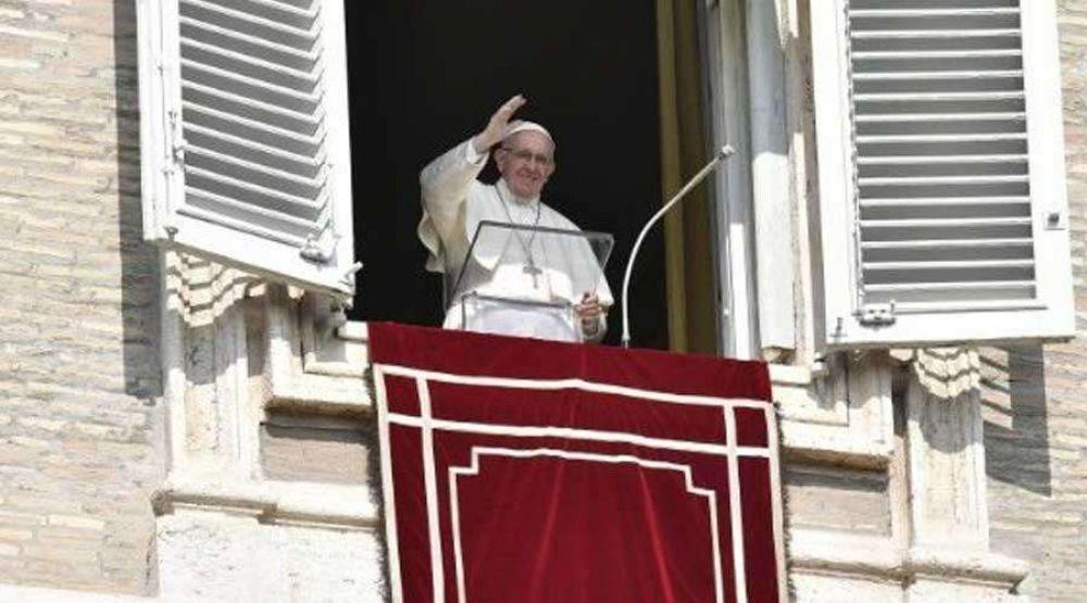 El Papa Francisco llama a rechazar la codicia pues el verdadero tesoro está en el Cielo