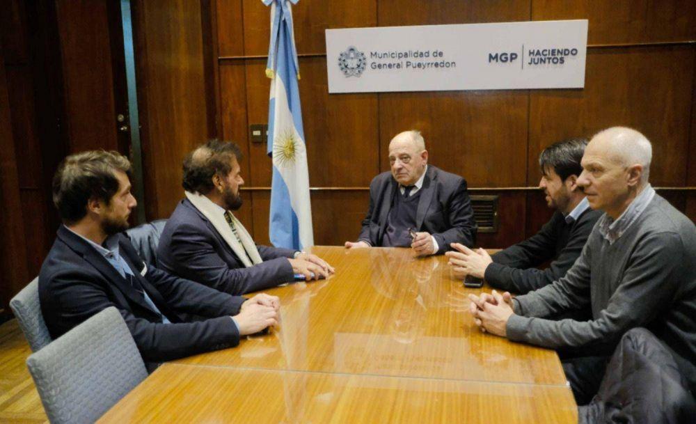 Reunión clave de Arroyo para la reapertura del frigorífico ex Sadowa