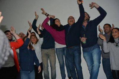 """Reino en campaña por Balcarce: """"Nos hicimos cargo como nunca antes"""""""