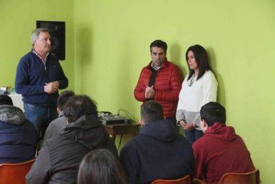 Empleo para jóvenes: Inició el curso de Introducción al Trabajo con casi 30 personas