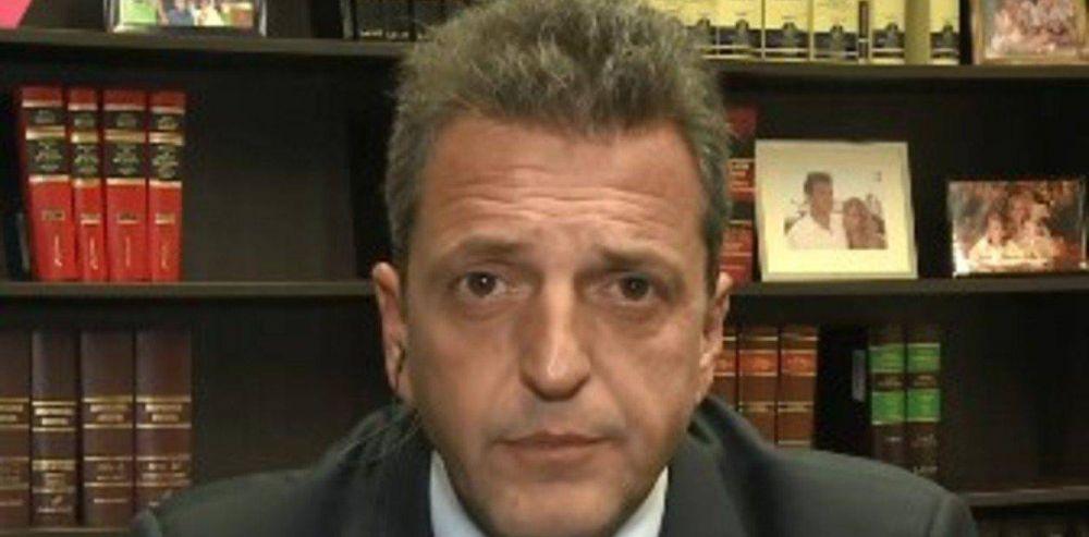 Sergio Massa contó cómo fue el reencuentro con Cristina Kirchner