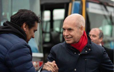 Larreta salió a pedir que dejen trabajar a Rappi, Glovo y Pedidos Ya: