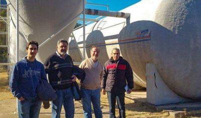 IPALaR busca Innovar en el sistema de tratamiento cloacales en la provincia