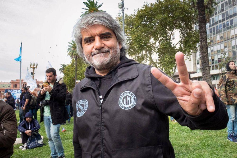 """Walter Correa cerró su campaña en Moreno: """"Estamos orgullosos porque ya ganamos"""""""