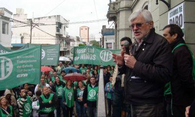 """Hoffman: """"La conducción nacional de Godoy se borra de las paritarias nacionales"""""""