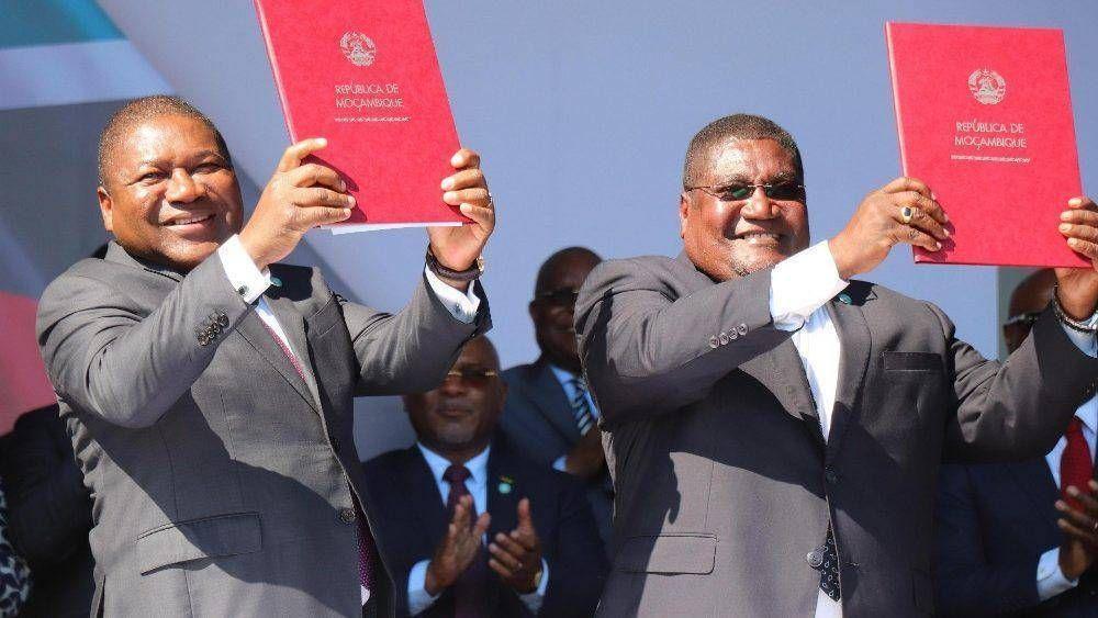 Mozambique se embarca en un viaje de reconciliación y paz
